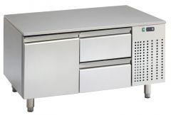 Unterbau-Kühltisch UKT PRO 12GN 3