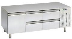 Unterbau-Kühltisch UKT PRO 16GN 5