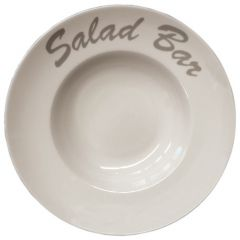 Pasta-/Salatteller GJ-CHL-0585R   Ø 300mm
