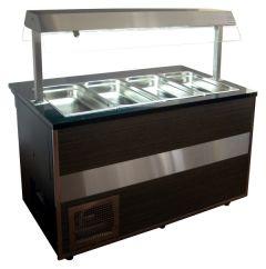 Kühltheke Gastroline GL100 OPEN