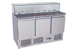Pizzakühltisch PKT 900 ECO G